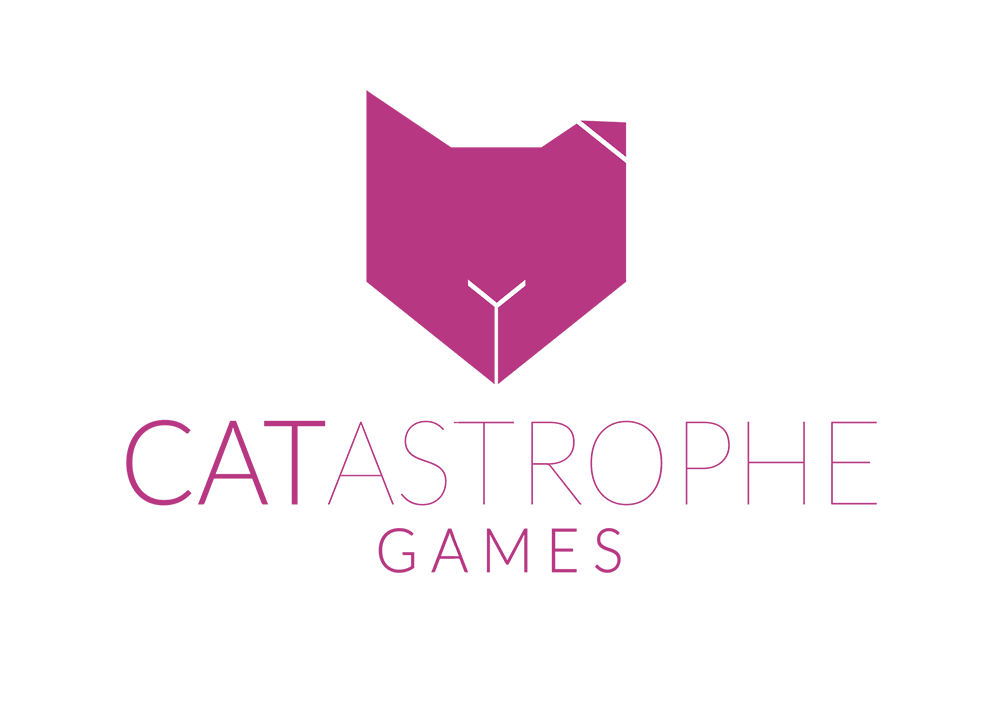 Cat-astrophe Games Logo